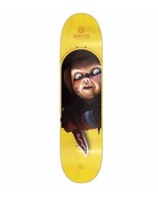BDSKATECO skate deck CHUCKY model