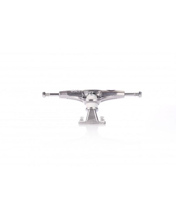Set of  HIGH PERFORMANCE BDSKATECO TRUCKS. Hollow Kingpin  -SILVER