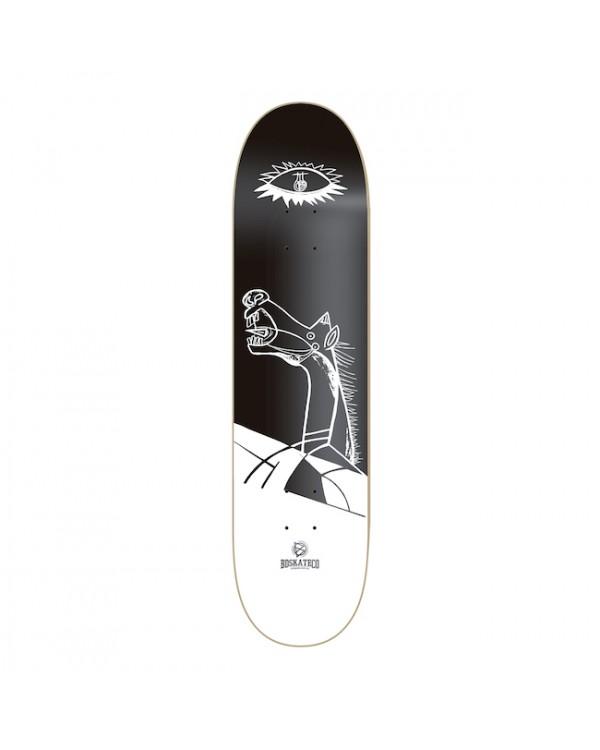 """copy of BDSKATECO  skate deck """"Gernika"""" Artist Series: Horse"""