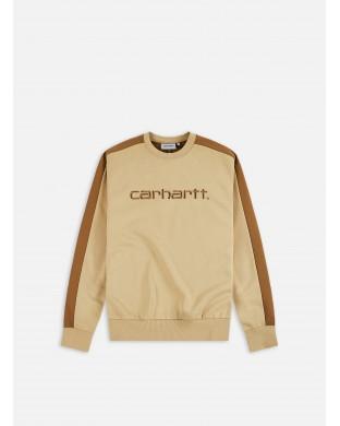 Sudadera Carhartt Tonare Camel